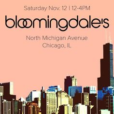 In Chicago today? Meet our co-founder Kathy Moça at Bloomingdale's Town Center at North Michigan Avenue today from 12-4pm and get a FREE gift with purchase!   #beijaflorjeans #bfjeans #bloomingdales #GWP #giftwithpurchase #personalappearance #chicago #trunkshow #ilovethesejeans #greenville #yeahthatgreenville #shoplocal #denim #jeans #fallstyle #f4f #l4l #denimstyling #saturday #saturdayvibes #shopping #shoppingdeals