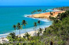 Considerada por muitos como a praia mais bonita do Ceará, a Praia da Lagoinha e suas dunas douradas é realmente de tirar o fôlego