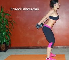 Melissa Bender Fitness: 30 Day Fitness Challenges