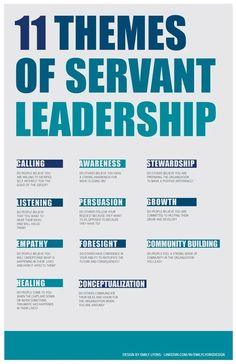 themes of servant leadership. 11 themes of servant leadership. themes of servant leadership. Servant Leadership, Leadership Coaching, Life Coaching, Leadership Activities, Leadership Qualities, Diversity Activities, Nursing Leadership, Change Leadership, Coaching Quotes