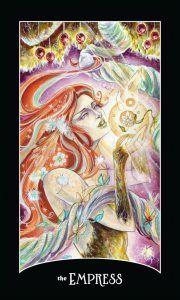 beee764b5a530 The Empress Tarot Card - DC Comics Justice League Tarot Deck Major Arcana  Cards