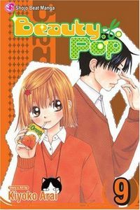 Beauty Pop: One of my favorite manga!  I read it a while ago, but the story is really unique.  Another strong, cool female protagonist.  Her bored attitude is really entertaining, especially when it pisses off one of the love interests.  Love triangle present.  Fairly long manga (about 50 chapters).  Very sweet, innocent story.  The series has a very nice and satisfying ending.  I would give this manga a 9 out of 10.