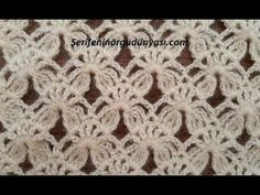 SERİ ÇİÇEKLER YELEK MODELİ TARİFİ Alize Angora Gold yarn and 3 number Crochet Series Flowers started with Crochet Crochet sample Rectangle Long Etoller and Shawls will also be very stylish. Crochet Gifts, Cute Crochet, Crochet Motif, Beautiful Crochet, Vintage Crochet, Easy Crochet, Crochet Lace, Knitting Stitches, Knitting Patterns