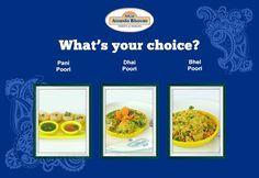 What's your choice of the day?   Every delicacy tastes amazing at Adyar Ananda Bhavan.   #Food #Foodie #AdyarAnandaBhavan #Restaurant #Vegan