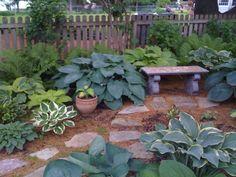 roomzaar.com/rate-my-space/Gardens/Updated-Hosta-Garden-2009