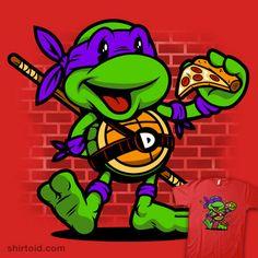 Vintage Donatello