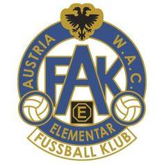 Fk Austria Wien, Team Mascots, Sports Clubs, Sports Logos, Old Logo, Great Logos, European Football, Everything, Badges