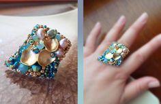 Ring--- design by Serena Di Mercione