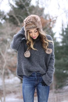COLD WEATHER ESSENTIAL - THE TRAPPER HAT - House of Leo Blog