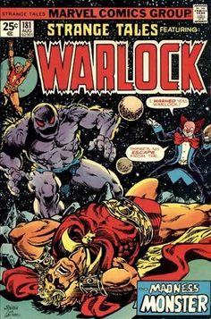 Items similar to Strange Tales Gamora, Vintage Comic Book. 1975 Marvel, VF+ on Etsy Marvel Comics, Old Comics, Marvel Comic Books, Comic Book Characters, Comic Books Art, Comic Art, Book Art, Marvel Characters, Adam Warlock