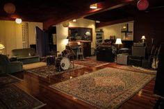 live room recording studio - Google Search