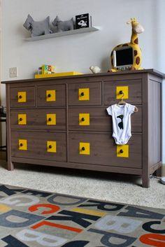 19 IKEA Hacks for the Nursery via Brit + Co.