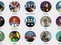 Marvel Comics turned 75 this year (so did Batman, but he's DC so we'll skip that for now), and some students in France have created one super-sized birthday present for them. It's a website called Ultimate75th that compiles data from each and every year of the franchise's existence in a super-cool visual format.