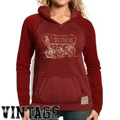 This women's Schooner sweatshirt will keep you cozy while you study.