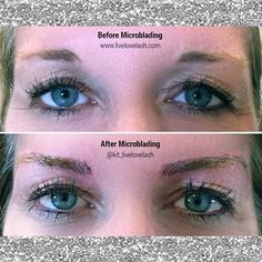 Microblading by Kit Bold Brows, Live Love, Lashes, Kit, Instagram Posts, Eyelashes, Eyebrow
