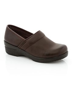Another great find on #zulily! Brown Burnish Debby Clog by Lady Godiva #zulilyfinds