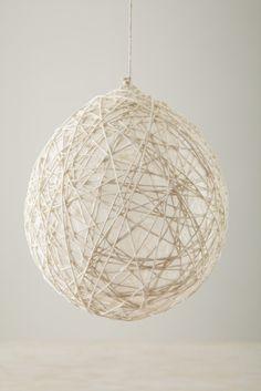 Hanging String Balls