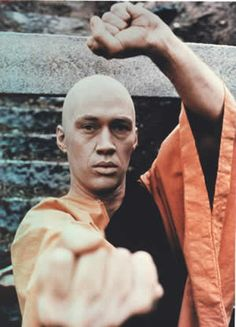 Kung Fu. This was a great TV show. original, new, interesting, thought provoking and kung fu fighting thrown in.