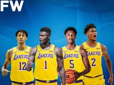 b4225a90355 Fadeaway World The Los Angeles Lakers quickly fell from Championship  contenders to laughing stock and truth