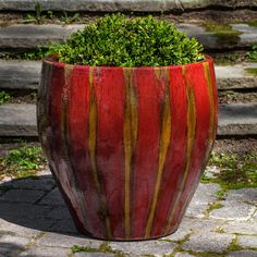 Campania International Chantal Planter - Set of 4 | from hayneedle.com