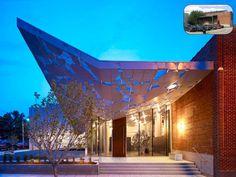 Contemporary Art Museum, Raleigh design Exterior 2