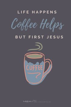 Ready to grab your coffee and start a new 5 day devotional? Trust Quotes, Faith Quotes, Life Happens, Shit Happens, Spiritual Quotes, Spiritual Growth, Christian Post, Christian Resources, Inspirational Quotes For Women