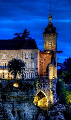 Rocamadour, France | Worlds In Focus • Flickr