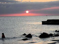 Sunset over Siesta Key Beach  Sarasota, FL