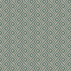 The F6376 Peacock upholstery fabric by KOVI Fabrics features Geometric or Abstract, Jacquard Pattern, Contemporary or Modern, Diamond or Ogee pattern and Aqua or Teal as its colors. It is a Wovens type of upholstery fabric and it is made of 65% Polyester, 17% Acrylic, 14% Viscose, 4% Linen material. It is rated Exceeds 36,000 Double Rubs (Wyzenbeek Method) which makes this upholstery fabric ideal for residential, commercial and hospitality upholstery projects.