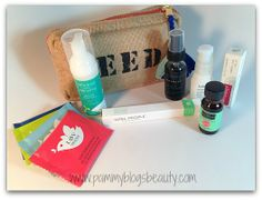 """Pammy Blogs Beauty: Birchbox Limited Edition """"Free for All"""" Box: Box Opening!"""