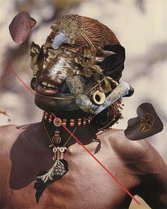Ashkan Honarvar - collage