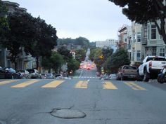 Mr.CurryBadger's Corner: Journey To Lombard Street (Continued from ...