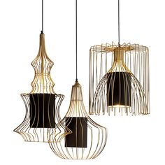 Light the way with these ultra-chic and luminous designs.