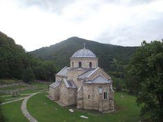 Monastère de Gradac, 13ème siècle