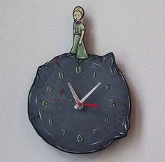Synchronize time with The Little Prince.