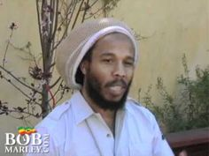 Ziggy Marley discusses the influence of his father.
