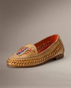 HEATHER TWISTED SLIP ON -shoes for summer