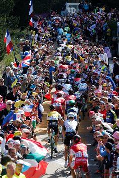 Tour de France 2016 stage 12 Montpellier to Mont Ventoux  photo Cor Vos