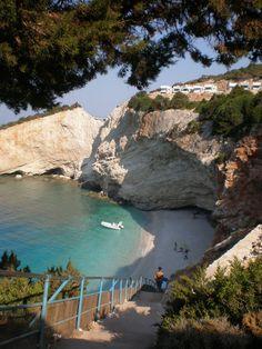 Porto Katsiki beach, Lefkada, Greece !  www.lefkada-anesis.com