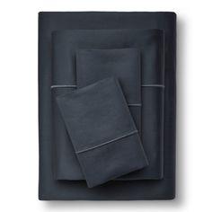 Egyptian Cotton Sheet Set (King) Shadow Teal 1000 Thread Count - Fieldcrest