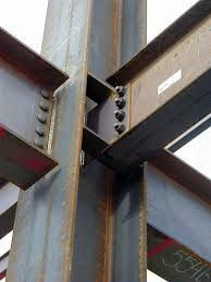 Discover thousands of images about joints in steel structure Construction Container, Steel Frame Construction, Beam Structure, Steel Structure Buildings, Steel Frame House, Steel House, Structural Steel Beams, Metal Beam, Timber Battens