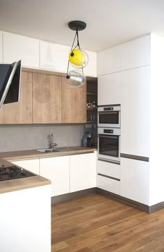 More ideas below: #KitchenRemodel #KitchenIdeas Small U Shaped Kitchen With Island Design Farmhouse U Shaped Kitchen W ..