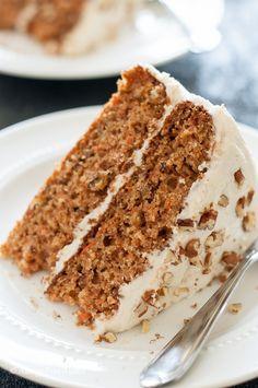 Gluten Free Dairy Free Decadent Carrot Cake Recipe - Allergy Free Alaska