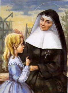 15 Mayo. Santa Juana de Lestonnac, patrona de las víctimas de abuso, viudas, personas rechazadas por las ordenes religiosas.