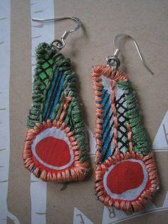 stitched, recycled cloth (jess b) www.obaa-yaa.com