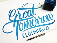 Project365 #40 Great Tomorrow Clothing CO by bijdevleet