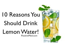 . Clears skin: Lemon water purges toxins from the blood which helps keep skin clear as well, this is thanks to the vitamin C component, which helps decrease wrinkles and blemishes.