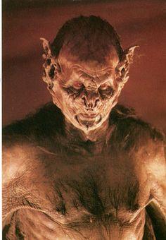 "Hideous incarnation of Dracula - ""Bram Stoker's Dracula"