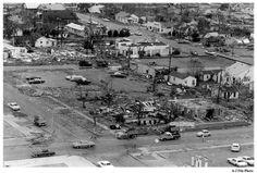 lubbock texas | Emergency crews respond to devastation after tornado roars through ...