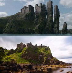Game of Thrones filming locations- CosmopolitanUK Game Of Thrones Places, Game Of Thrones Castles, Game Of Thrones Locations, King's Landing Map, Got Memes, Filming Locations, Fantasy World, View Photos, Real Life